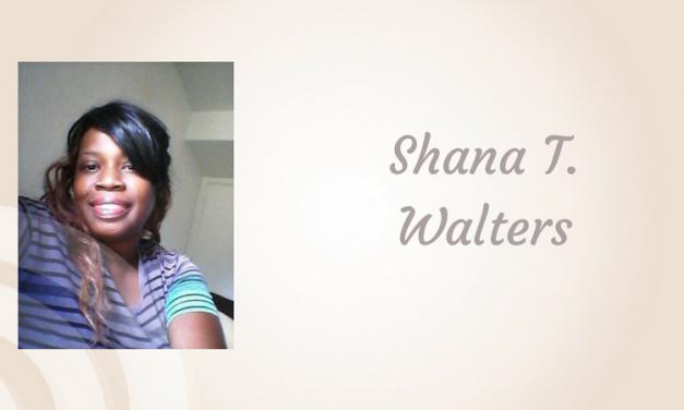 Shana T. Walters of Paris