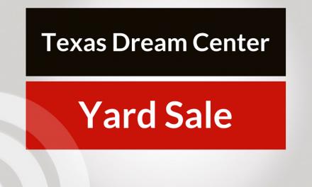 Yard Sale at Texas Dream Center