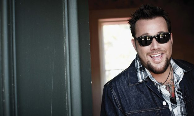 Uncle Kracker at the Grant Event Center in Grant, OK