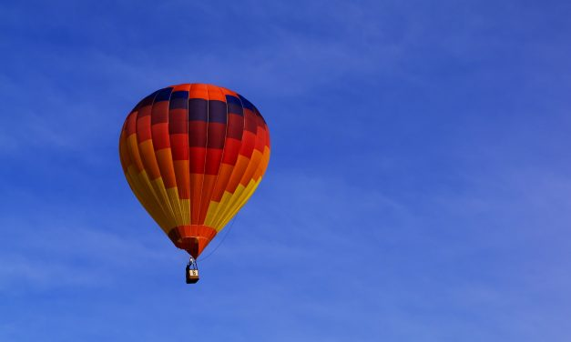 The Paris Balloon Festival begins this Friday