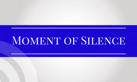 Paris Police Dept. to observe moment of silence today