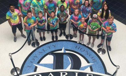 Paris High School Robotics Team hosts Maker Camp