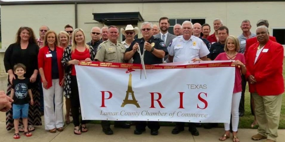 100 Club of Lamar County cuts the red ribbon - Learn how ...