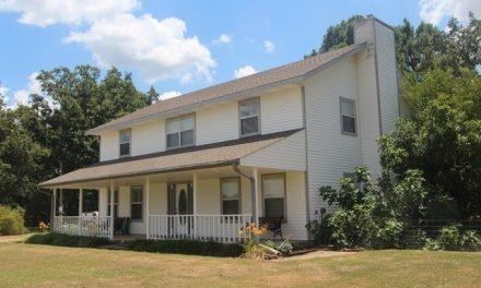 Ranch for sale in NE TX – 100+ Acres!