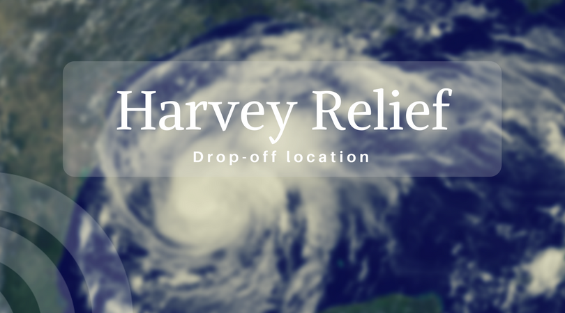 Harvey Relief Drop Off Locations