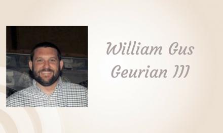 William Gus Geurian III