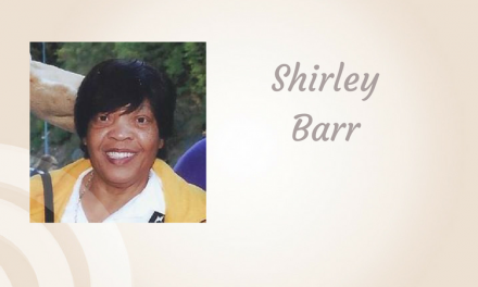 Shirley Barr of Clarksville