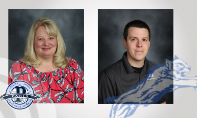 Paris ISD takes the sweepstakes on Region 8 Teachers of the Year