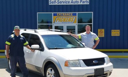 Reno Business Giving Away A Ford Freestyle