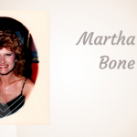 Martha Jo Bone of Paris