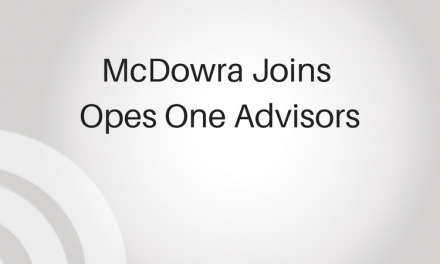 McDowra joins Opes One Advisors