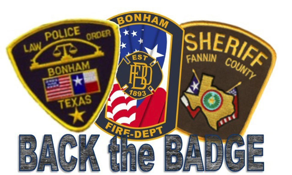 Honoring our Local First Responders – Back the Badges Ball is September 9
