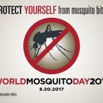 World Mosquito Day helps raise awareness