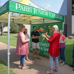 Paris Junior College gets ready to fall semester