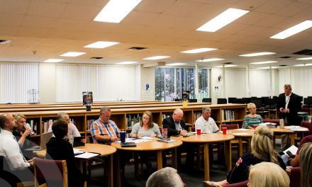 North Lamar Board of Trustees vote in favor of separation agreement