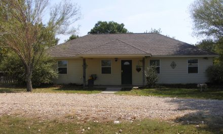 Cozy Country Home for Sale in Northeast Texas