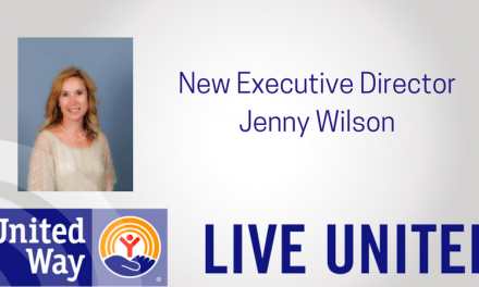 United Way announces new Executive Director