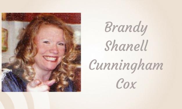 Brandy Shanell Cunningham Cox of Amarillo
