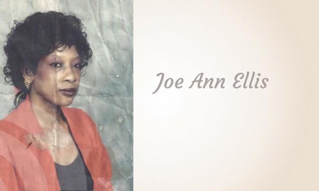 Joe Ann Ellis of Paris