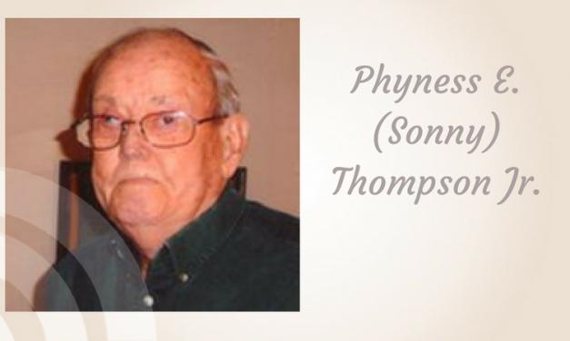 Phyness E. (Sonny) Thompson Jr.