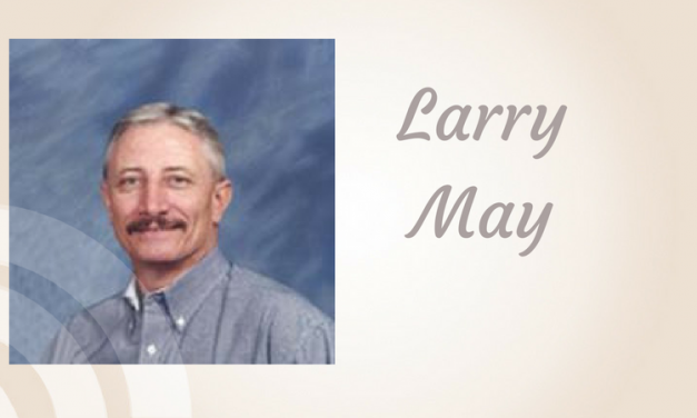 Larry May of Blossom