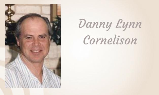 Danny Lynn Cornelison of Reno