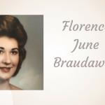 Florence June Braudaway of Paris