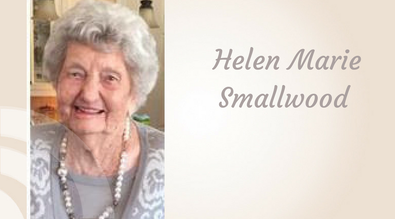 Helen Marie Smallwood of Paris