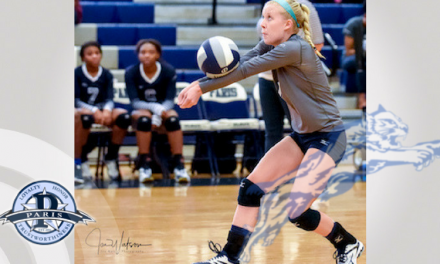 Ladycats Win Another District Road Match