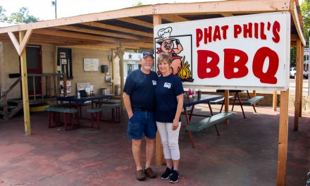 2017 Top story #5: Phat Phil's BBQ and a little love story