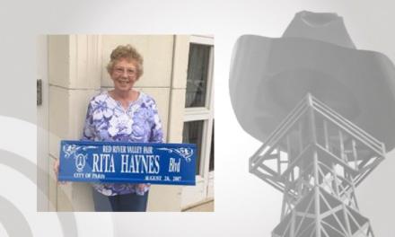 Mrs. Rita Jane Haynes named September Patron Saint
