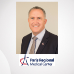Paris Regional Medical Center Announces New Chief Operating Officer