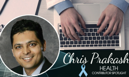 Be Aware of Prostate Cancer | Health Contributor, Dr. Prakash