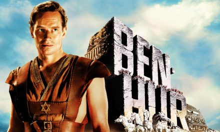 AFI's Greatest American Films of All Time Movie Review: #100 Ben-Hur (1959)