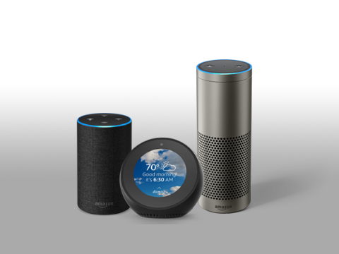 Amazon's surprise Echo announcement unveil Echos upon Echos