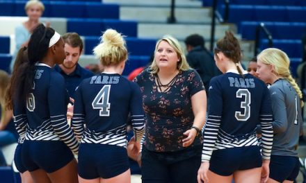 Ladycats Get Wakeup Call to Sweep Chisum