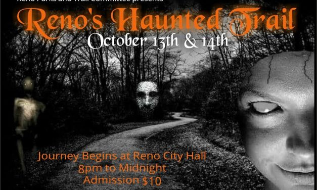 Reno Haunted Trail begins October 13