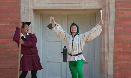 Robin Hood takes comedic spin at PJC in October