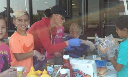 Parker fifth graders raise money for Sky Ranch