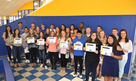 NLHS outstanding students and teacher named for 1st six weeks