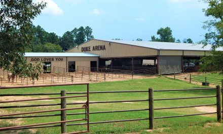 Cutting Horse & Roping Horse Facility for Sale in NE TX
