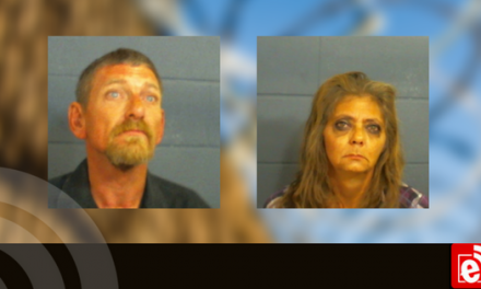 Two arrested for drugs after search warrant executed