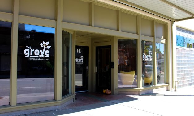 A new business downtown is shaking things up for the business world