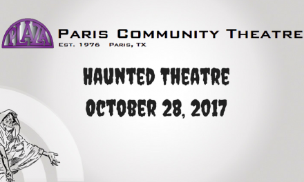 Haunted Theatre returns to Pumpkin Festival