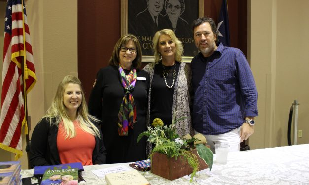 Duck Dynasty's, Alan and Lisa Robertson, speak at Paris Pregnancy Care Center Banquet