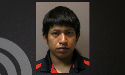 Suspect arrested after allegedly assaulting victim