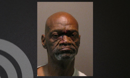 Suspect arrested for assaulting a Public Servant yesterday evening
