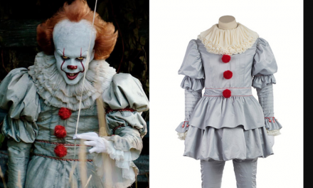 Most popular Halloween costumes 2017:  Trump, Pennywise, Wonder Woman and Spicer