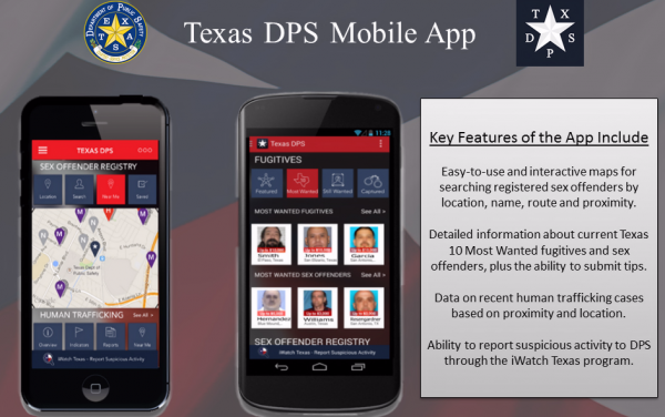 DPS Urges Texans to Stay Vigilant, Report Suspicious Activity