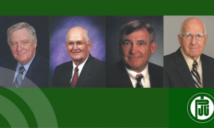 Four to be inducted into PJC's Athletic Hall of Fame during Homecoming 2017